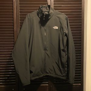North face black jacket